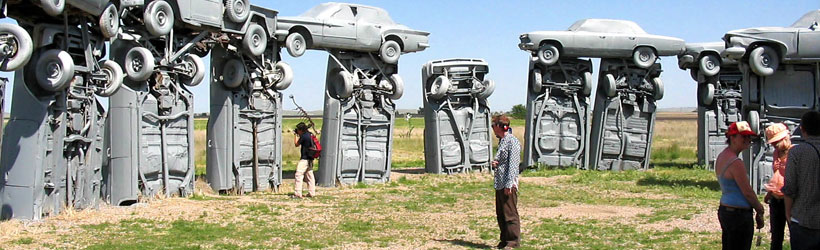 Carhenge - Alliance, Nebraska